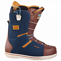 Deeluxe CHOICE TF NAVY/BROWN