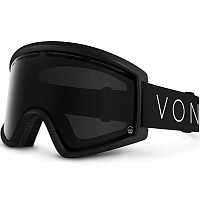 VonZipper CLEAVER Yawgoons Black Satin / Blackout