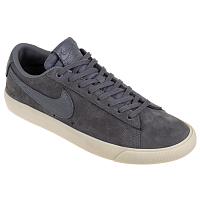 Nike SB ZOOM BLAZER LOW QS DARK GREY/DARK GREY-UNIVERSITY GOLD