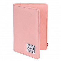 Herschel RAYNOR PASSPORT HOLDER RFID PEACH