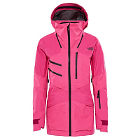 The North Face W FUSE BRIG JACKET MR. PINK FU (YNK)
