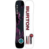 Burton FT TRICK PILOT RETRO 158