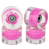 SUNSET SKATEBOARDS CRUISER WHEEL WITH ABEC9 PURPLE