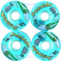 Sector9 FREERIDE 7 WHEELS BLUE