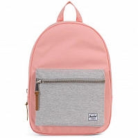 Herschel GROVE SMALL Peach/Light Grey Crosshatch