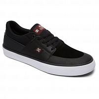 DC WES KREMER M SHOE BLACK/OXBLOOD