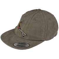 Volcom MAJESTIC CAP DUSTY GREEN