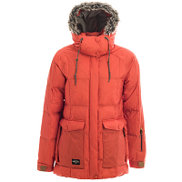 Holden CARTER JACKET CRIMSON