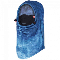 Airhole AIRHOOD POLAR DENIM