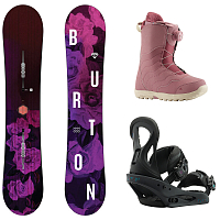 Burton W START PACKAGE 0