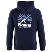 Element RISING HOOD ECLIPSE NAVY