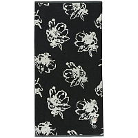 RVCA SAGE VAUGHN TOWEL BLACK