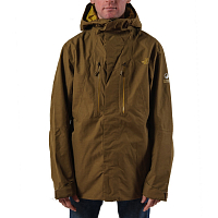 The North Face M NFZ JACKET BROWN FIELDS