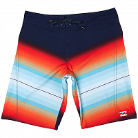 Billabong FLUID X 21 ORANGE