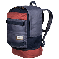 Quiksilver TWIN BACKPACK M BKPK BARN RED