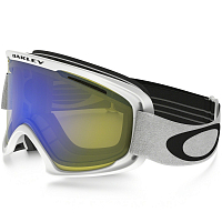 Oakley O2 XM OO7066-22 MATTE WHITE/HI YELLOW IRIDIUM