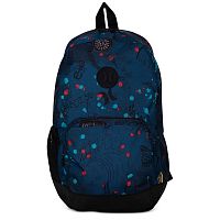 Hurley M BLOCKADE II SCRIBBLE BACKPACK BLUE FORCE