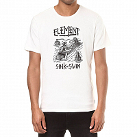 Element FACE OFF SS Bone White