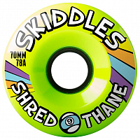 Sector9 SKIDDLES WHEELS GREEN