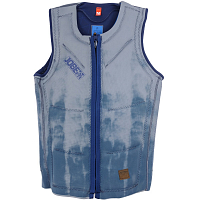 Jobe REV. COMP VEST MEN (ZIPPER) BLUE