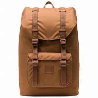 Herschel LITTLE AMERICA MID-VOLUME LIGHT SADDLE BROWN