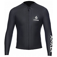 ANKER SUMMER JACKET FRONT ZIP 2/2 GDS