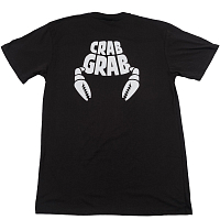 CRABGRAB WORLDS BEST T­SHIRT BLACK