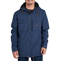 Billabong MATT JACKET NAVY HEATHER