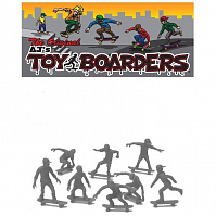 TOY BOARDERS SKATE 1 SLATE GRAY