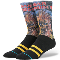 Stance FOUNDATION IRON MAIDEN BLACK