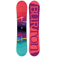 Burton FEELGOOD FLYING V FW18 149