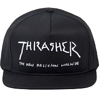 THRASHER NEW RELIGION BLACK