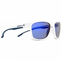 Spect RED BULL TWIST MATT WHITE FRONT - MATT WHITE/MATT DARK BLUE RUBBE
