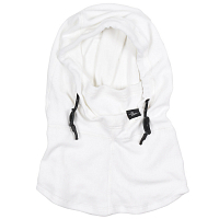 Pow MICROFLEECE HOOD SNOW WHITE