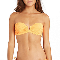 Billabong SOL SEARCHER BUSTIER MANGO
