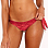 Rusty CASABLANCA CHEEKY BIKINI PANT TERRACOTTA