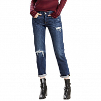 LEVI'S® 501 TAPER BOLT BLUE