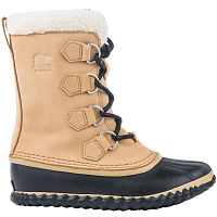 SOREL CARIBOU SLIM Curry, Black