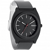 Nixon Time Teller P BLACK/WHITE FADE