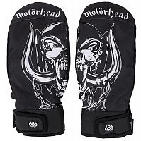 686 MNS MOTORHEAD MOUNTAIN MITT BLACK