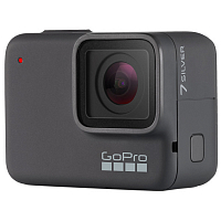 GoPro HERO7 SILVER EDITION ASSORTED
