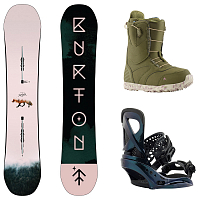 Burton W ALL-MOUNTAIN PACKAGE 2 0