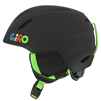 Giro LAUNCH MATTE BLACK WILD