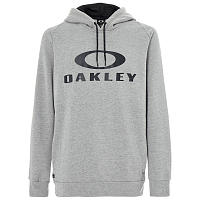 Oakley LOCKUP PO HOODIE Athletic Heather Grey