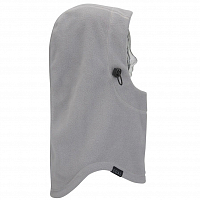 Coal THE FLEECE HOOD LIGHT GREY