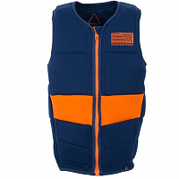 Follow SURF EDITION IMPACT MENS VEST NAVY