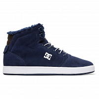 DC CRISIS HIGH WNT M SHOE NAVY/KHAKI
