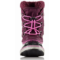 SOREL CHILDRENS YOOT PAC NYLON Purple Dahlia, Foxglove