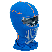 BODY DRY MAKALU BALACLAVA Blue/Orange