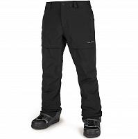Volcom STRETCH GORE-TEX PNT BLACK